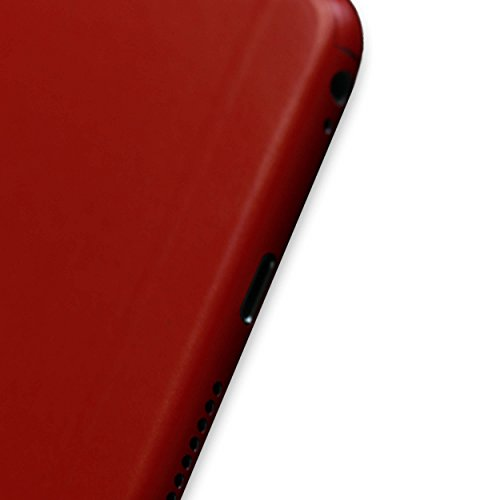 appskins anteriore iPhone 6S Plus color Edition Rosso
