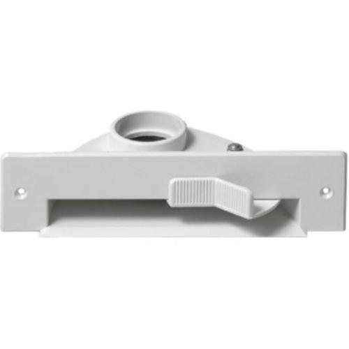 (AirVac LNVPANx-LNVPANW VacPan Toe Sweep Automatic Dustpan, Flush Mount, White)