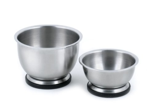 Brushed Stainless Steel Bowl