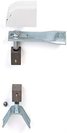 puerta de paso Punto de giro cuadrado 40 x 40 mm