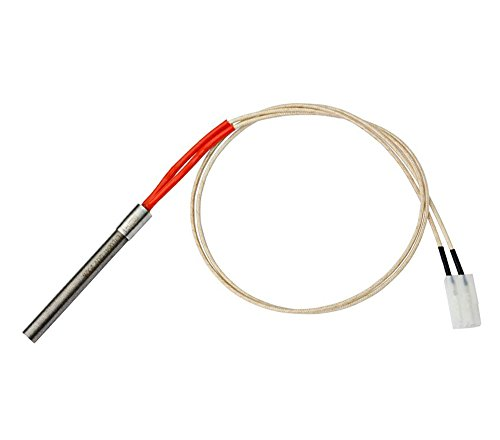 "Outspark Replacement Hot Rod Ignitor Kit for Traeger Wood Pellet Grills, 200 Watt, 120 Volt, 3"" High Density Heating Element ()"