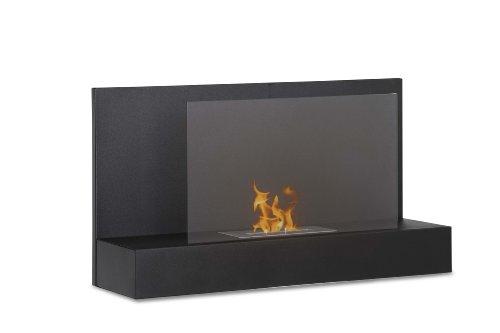 wall mount fireplace ventless - 7