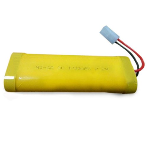 7.2V Ni-Cd 1800ma Rechargeable Battery For RC Boat RC Car