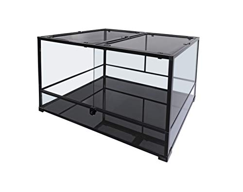 Product image of Carolina Custom Cages Terrarium, Tall Extra-Long Deep 48Lx24Dx24H, Easy Assembly