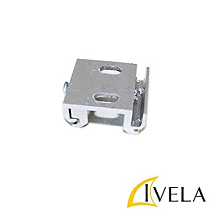 brand new 30b80 b4fe6 Ivela 7607 Accessory Kit Single Attack Ceiling Track Three ...