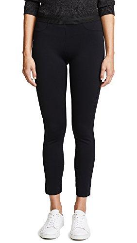 J Brand Jeans Women's Quinn Legging, Black, S by J Brand Jeans