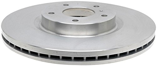 ACDelco 18A1811A Advantage Non-Coated Front Disc Brake Rotor