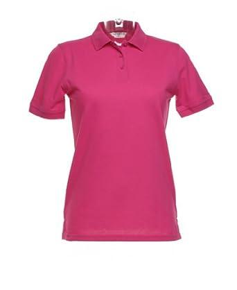 KUSTOM KIT - Polo - para Mujer Rojo Frambuesa 16: Amazon.es: Ropa ...