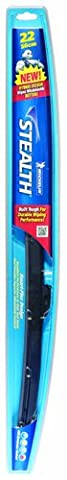 Michelin 8022 Stealth Hybrid Windshield Wiper Blade with Smart Flex Design, 22