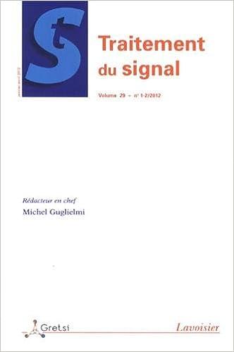En ligne Traitement du signal, Volume 29 N° 1-2, Ja : pdf