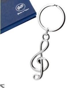 Llavero nota musical Pack 2 unidades.(9,99€ unidad): Amazon.es: Hogar