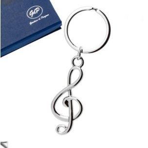 Llavero nota musical Pack 2 unidades.(9,99€ unidad): Amazon ...