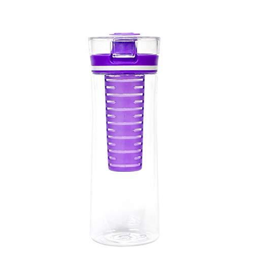 COOL GEAR 28 Oz Ripple Infuser Water Bottle