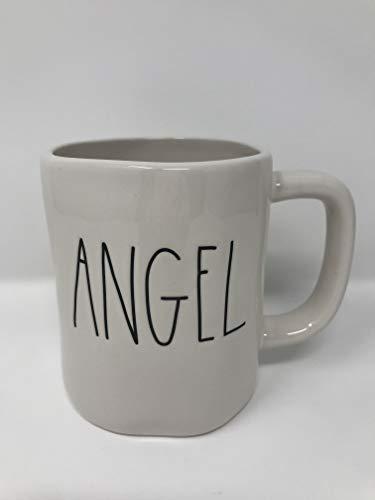 - Rae Dunn Angel Mug Large Letters LL