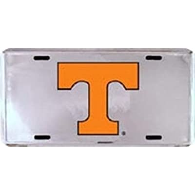 Tennessee Vols Super Stock Metal License Plate 6 x 12: Automotive