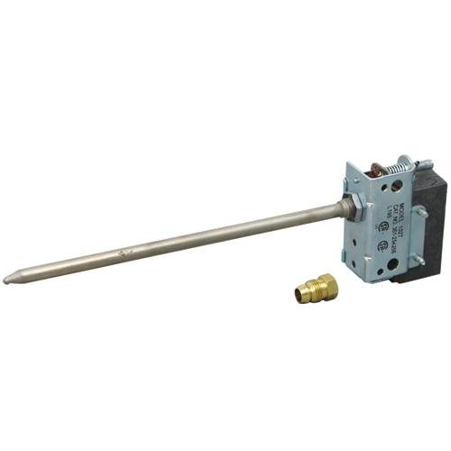 (Jackson 5930-121-71-29 Rinse Thermostat 180F Rigid Bulb 102-Type Jackson Stemco 461379)