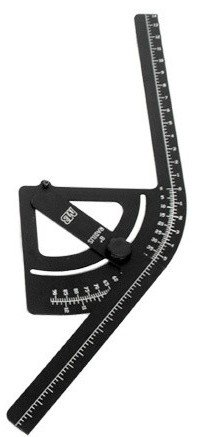 Mittler Bros. Machine & Tool - 6'' Protractor Assembly