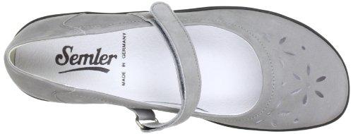 Semler Flora F5805040017 Damen Sneaker Grau (017 - grigio)