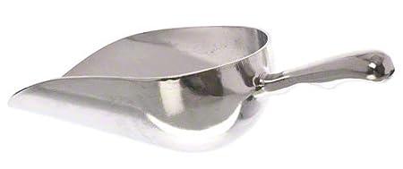 Update International 38 oz Aluminum Scoop AS-38
