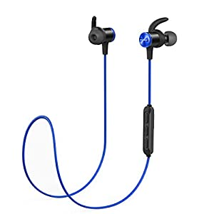 upc 848061005905 product image for Anker Bluetooth Headphones, Soundcore Spirit Sports Earbuds, Bluetooth 5.0, 8H Battery, IPX7 Waterproof, SweatGuard, Comfortable Wireless Headphones, Secure Fit for Running, Gym, Workout   barcodespider.com