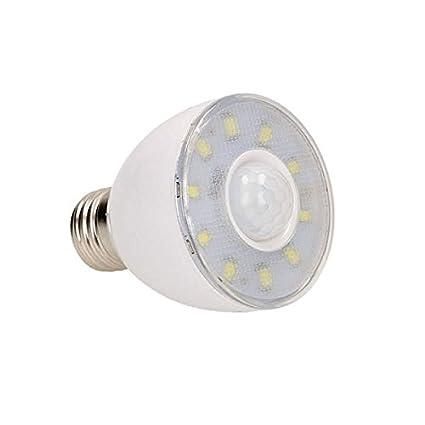 Orno - Bombilla LED con detector de movimiento