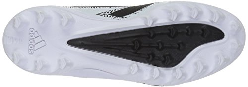 Pictures of adidas Men's Freak X Carbon Mid BY3874 Black/Metallic Silver/White 7
