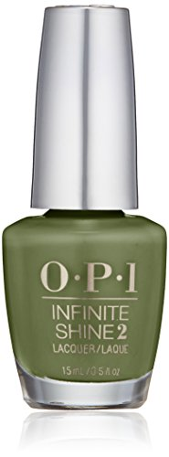 OPI Infinite Shine, Olive For Green, 0.5 fl. oz.