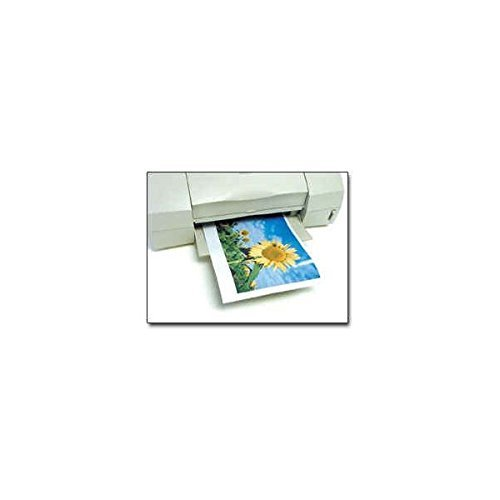[10 Sheets of Glossy Inkjet Printable Magnetic Paper 8.5
