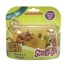 Scooby Doo Mystery Mates Scooby & Shaggy (Mates Mystery)