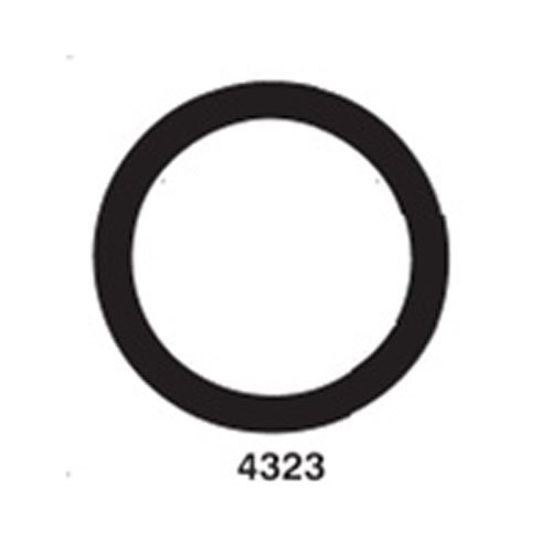 1//8 Thick BUNA-N Rubber O-Rings Clipsandfasteners Inc 1-1//4 O.D 50 1 I.D