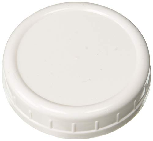 Ball Storage Caps Regular Mouth Jar & Wide Mouth Jar Combo, 1 Package of Each ()
