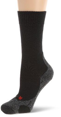 FALKE TK2 Women black (Size: 37-38) socks