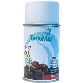 - TimeMist 33-2517 Metered Aerosol Air Freshener - Cherry