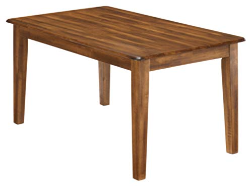 Aluminum Natural Dining Table - Signature Design by Ashley D199-25 Dining Table