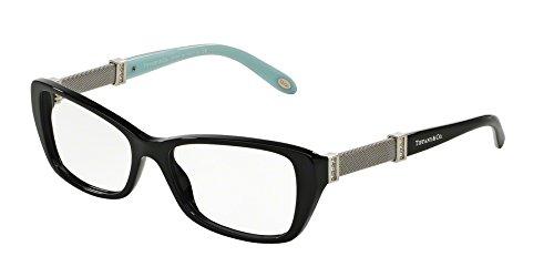 Eyeglasses Tiffany & Co 2117B Black - & Co Tiffany Eyeglasses