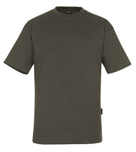 Mascot 00782-250-19-XL ONE''Java'' T-shirt, Dark Olive, X-Large by Mascot (Image #1)