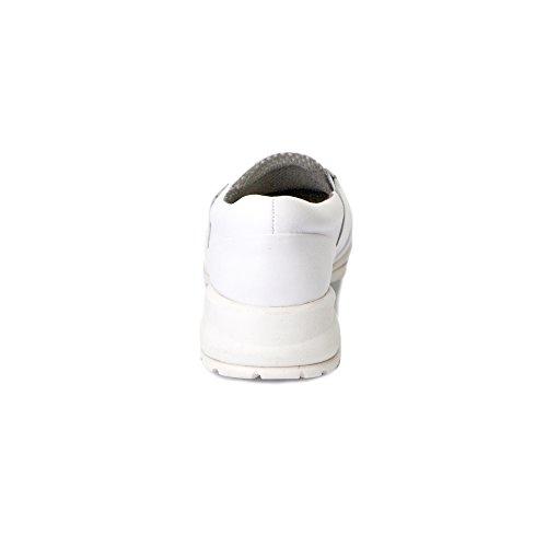 akesso Womens Helia Slip On Shoe Whiteout 0uGFviU