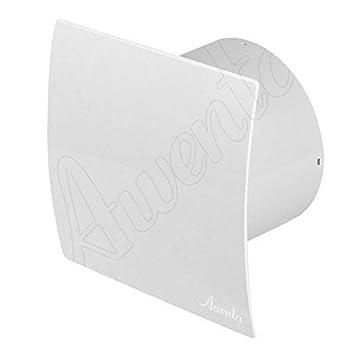 Badezimmer Küche Toilette Wand Lüftung Abluftventilator mit Timer ...