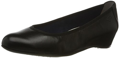 Nero Ballerine Black 22421 Leather Donna 003 Tamaris 5zvqtxwqP