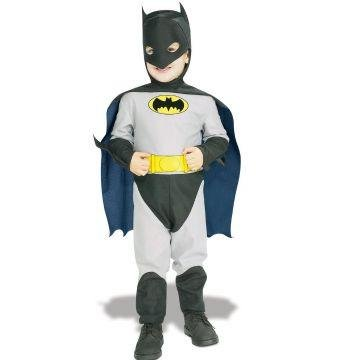 [The Batman Costume - Infant] (Television Show Halloween Costumes)