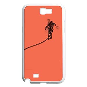 Samsung Galaxy N2 7100 Cell Phone Case White FLYBOARD TO CORAL B5I6RY