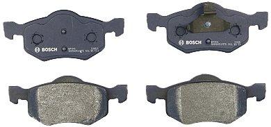 Bosch BP843 QuietCast Premium Semi-Metallic Disc Brake Pad Set For 2001-2007 Ford Escape; 2001-2006 Mazda Tribute; 2005-2007 Mercury Mariner; Front
