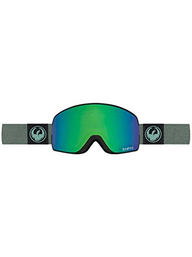 Price comparison product image Dragon 28605 788 Hone Emerald NFX2 Visor Goggles Lens Category 3 Lens Mirrored