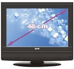 Denver KTV 67- Televisión, Pantalla 19 pulgadas: Amazon.es ...