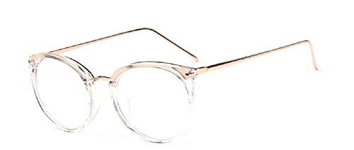 montura gotas de 2081 gafa Embryform de gafas pantalla de traje vasos redondas retro bastidor pierna qzwCzEB
