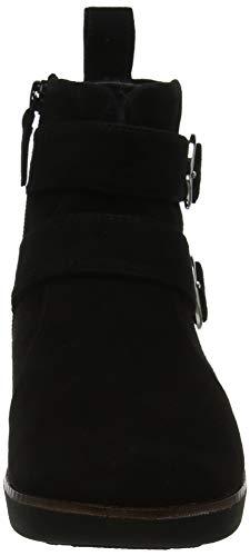 Bottines Fitflop Femme black Buckle Oona 001 Noir TwqU1