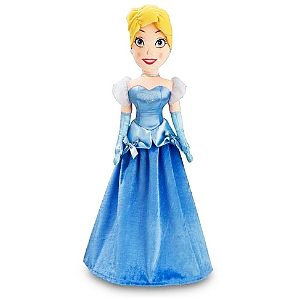 Disney Princess Cinderella Plush Doll - 20in