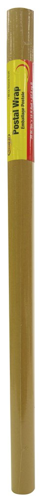 Seal-It 30 Inches x 15 Inches Kraft Postal Wrap,