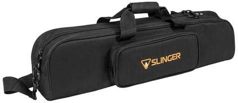 SLINGER Deluxe Padded 27 Tripod Case Black