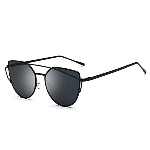 Joopin Fashion Women Metal Frame Cat Eye Sunglasses ...